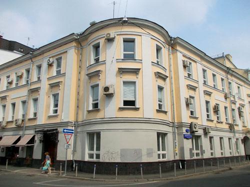 Помещение для персонала Мясницкая улица Аренда офиса 50 кв Олений Вал улица
