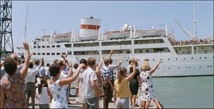 Туризм в СССР - включая выездной - факты