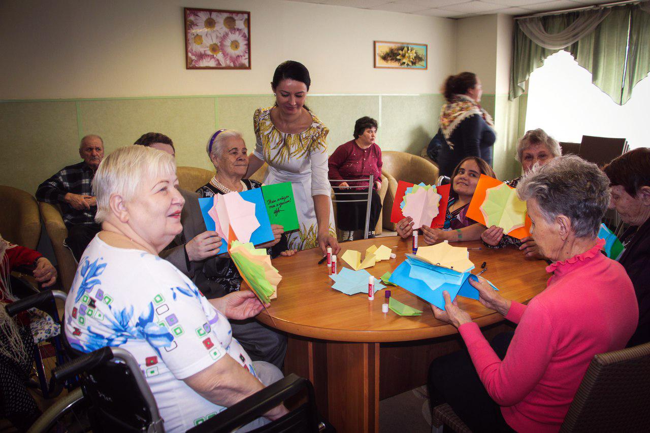 Клин дом престарелых оформление пожилого человека в дом престарелых