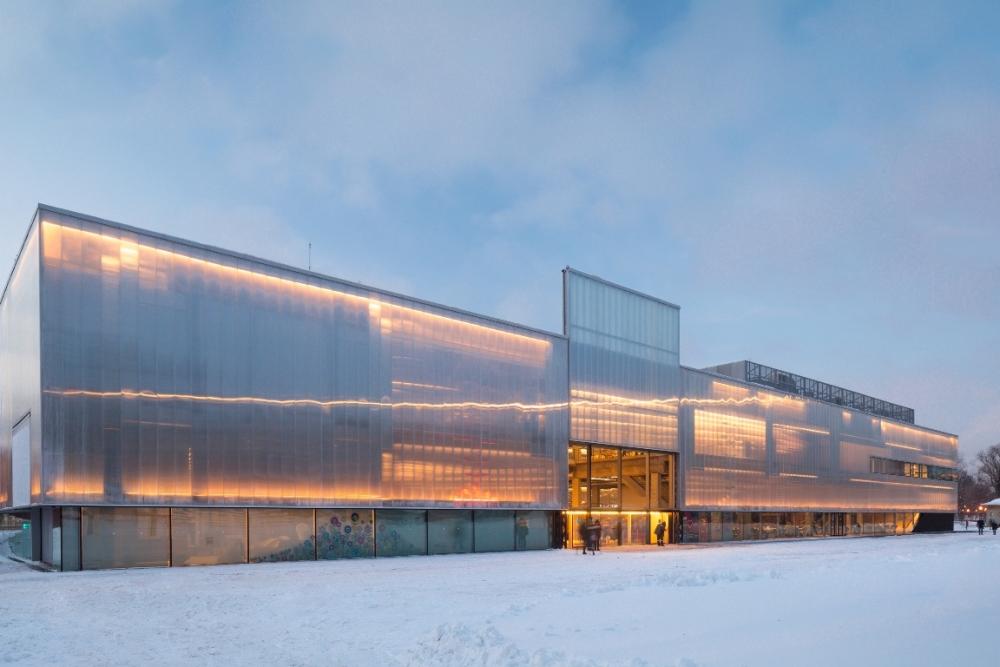 гараж музей современного искусства москва фото откладывают свадьбу теплое