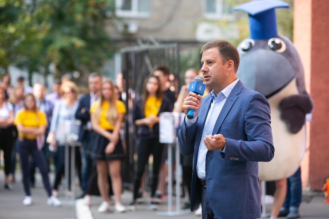 Вячеслав Башев, проректор НИУ ВШЭ