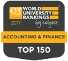 QS – World University Rankings by subject, 2017