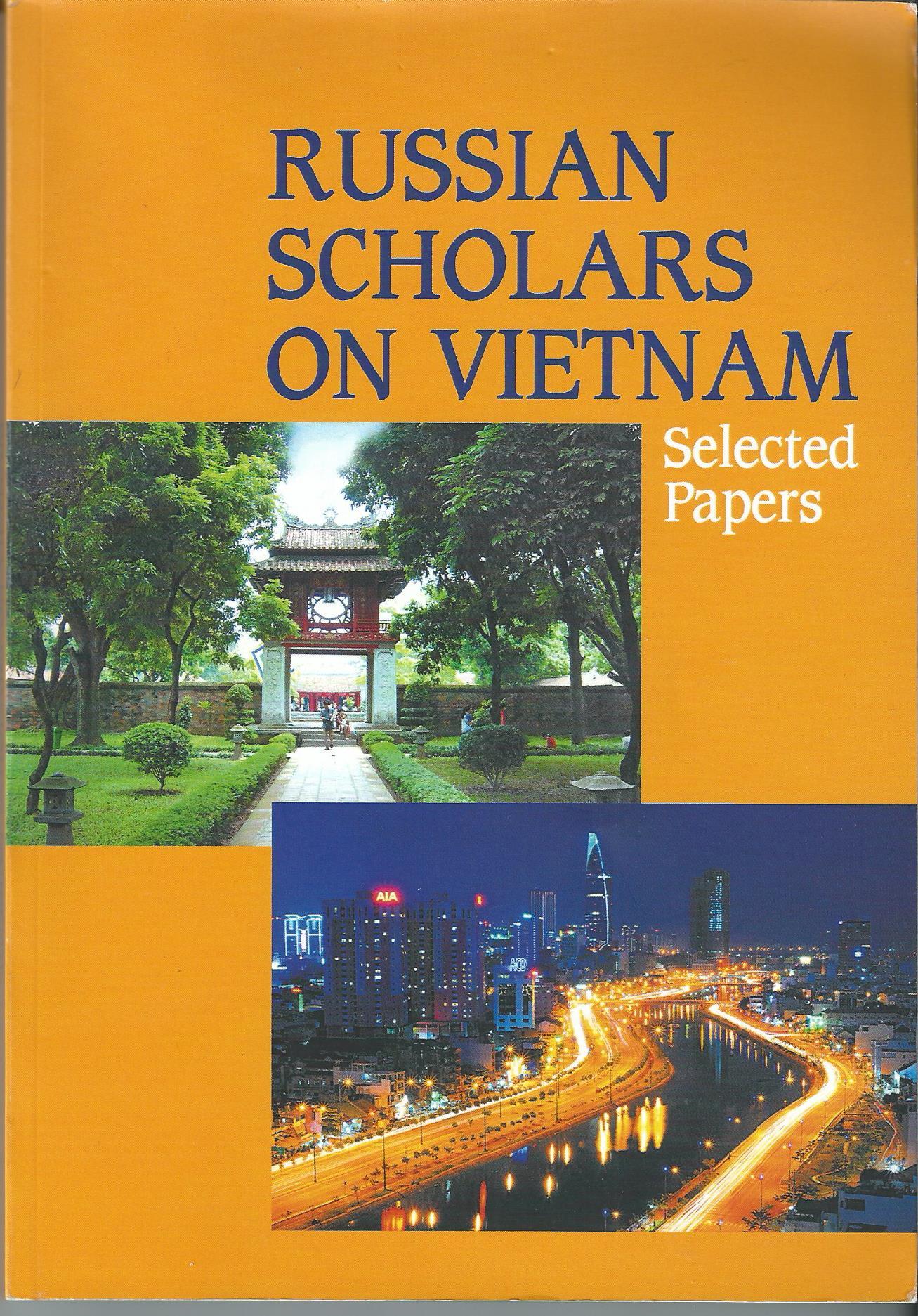 Russian scholars on Vietnam. Selected Papers