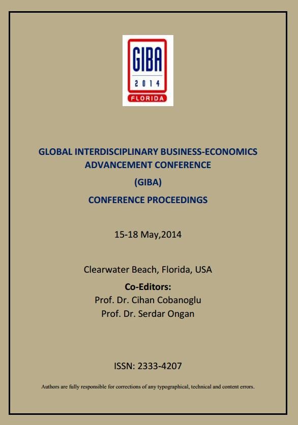 Global Interdisciplinary Business-Economics Advancement Conference. Conference Proceeding