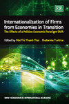 Chapter 10. Internalization of Russian Firms as institutional arbitrage: the case of Finland
