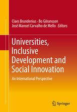 Universities as Actors of Inclusive Development in Russia