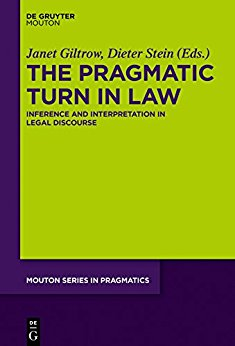 Legal Translation Pragmatics : Legal Meaning as Text-External Convention – the Case of 'Chattels'