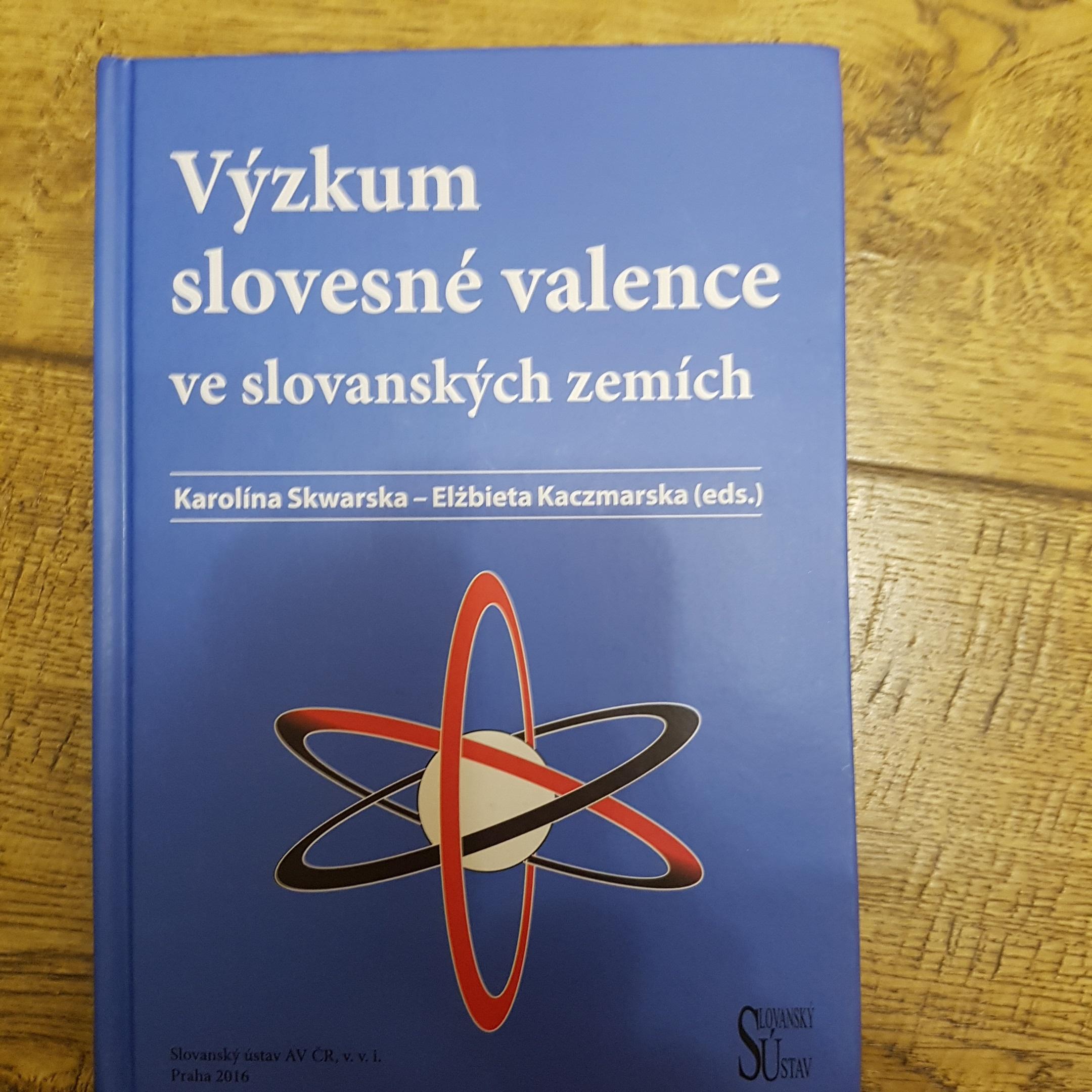 Vỳzkum slovesné valence ve slovanskỳch zémich