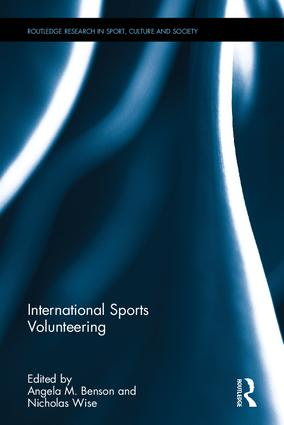 Creativity-based volunteering at the Winter Olympics in Sochi: beyond sport and borders.