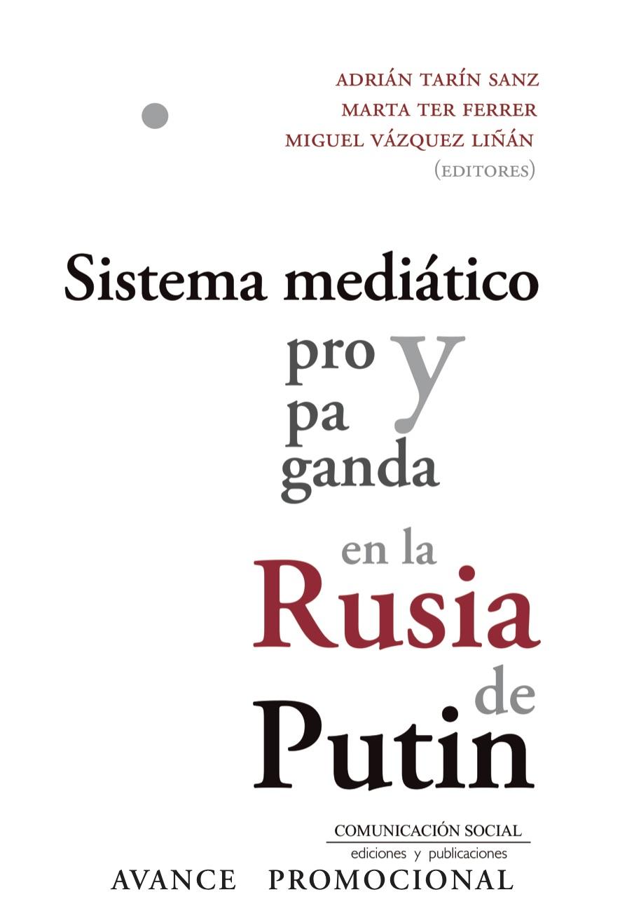 Medios alternativos y esferas públicas paralelas en Rusia