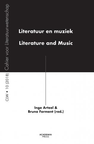 Literatuur en muziek/Literature and Music