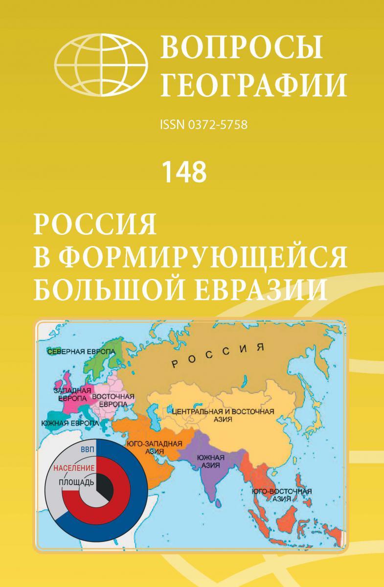 Большая Евразия: концептуализация понятия и место во внешней политике России