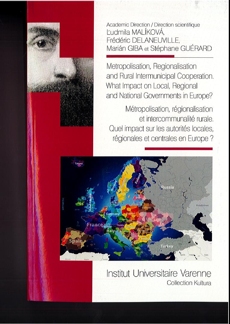 Est Europa. Revue d'études politiques et constitutionnelles