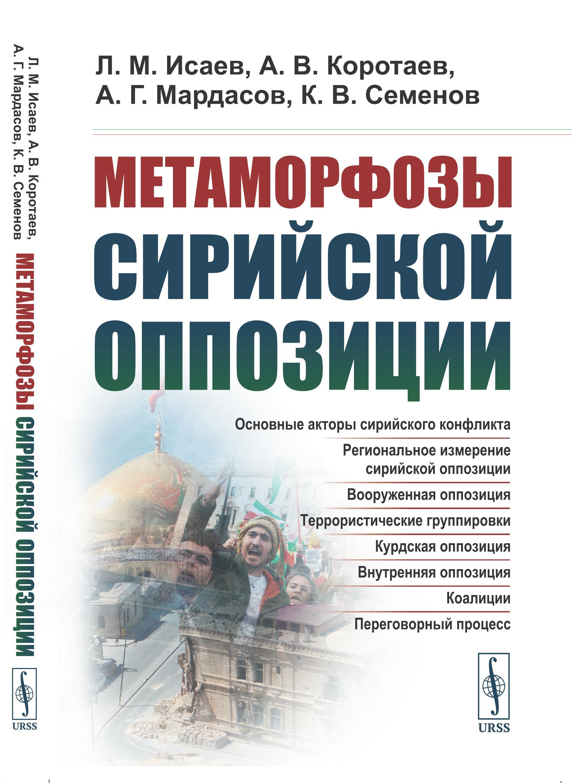 Метаморфозы сирийской оппозиции