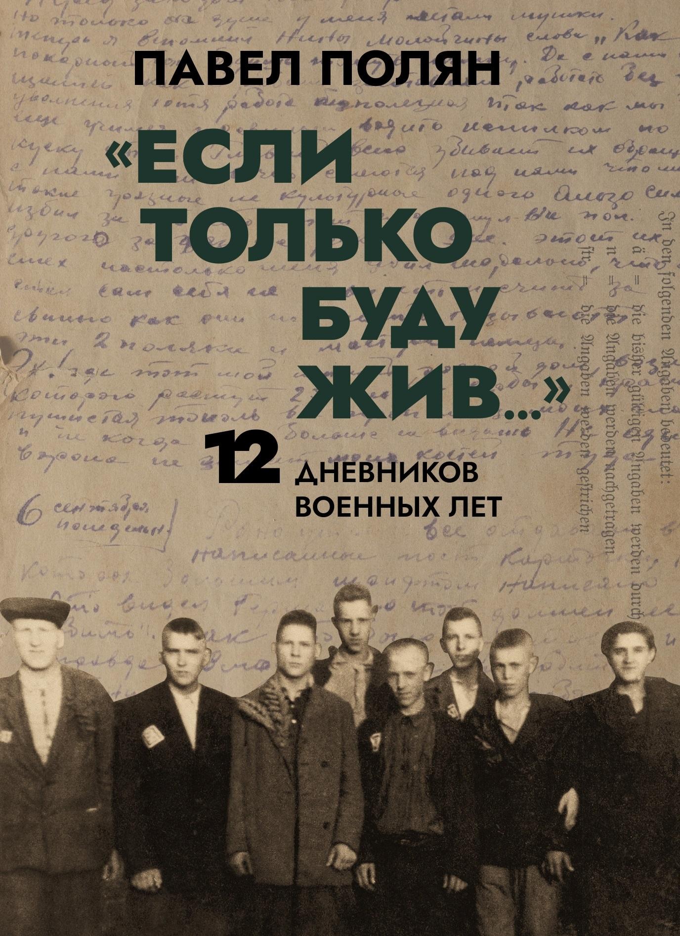 «Если только буду жив...»: двенадцать дневников военных лет
