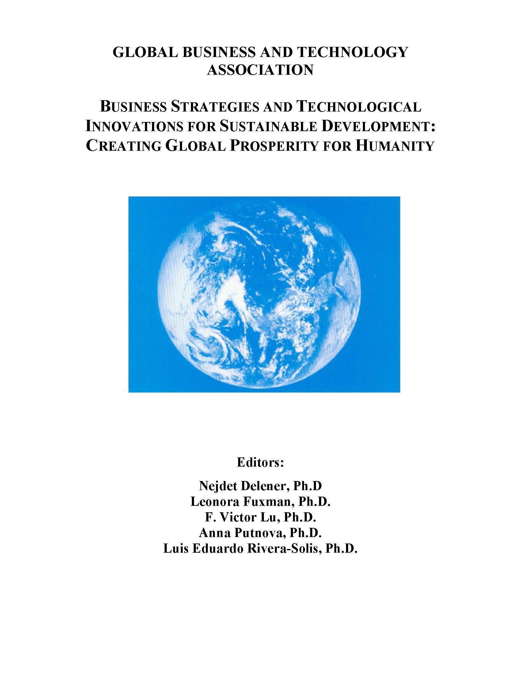 Strategic Control in International Companies: a Case Study