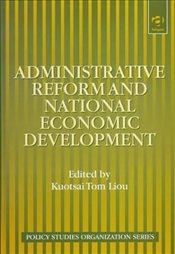 Administrative reform in Russia's economic development