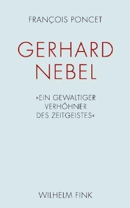 """Die """"Neue Theologie"""" von Gerhard Nebel"""
