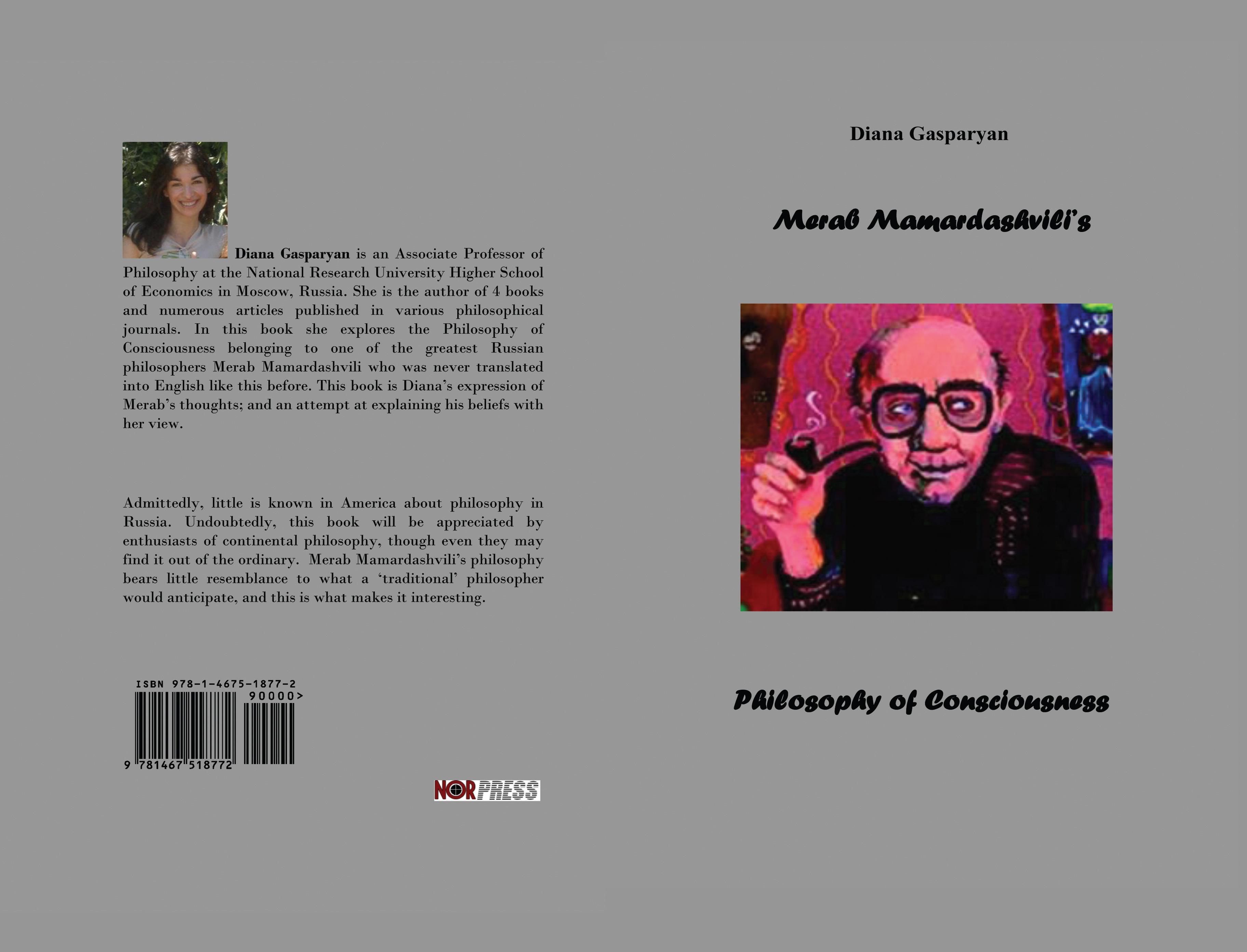 Merab Mamardashvili's Philosophy of Consciousness