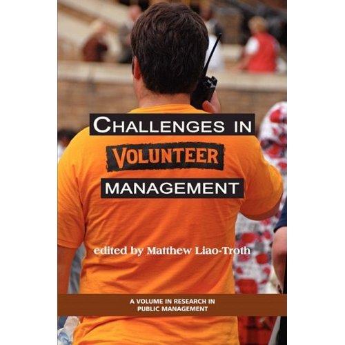 Challenges of volunteer management in Kazakhstan