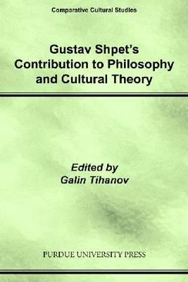 Gustav Shpet's Influence on Psychology