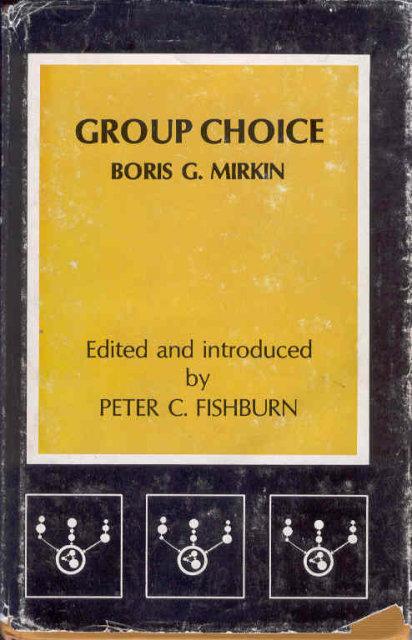 Group Choice