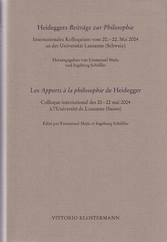 Von der Lebenswelt zur Seinsgeschichte: Wandlungen des Philosophiebegriffs Martin Heideggers