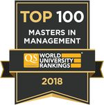 QS Business Master's Ranking (Management)
