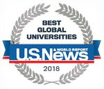 U.S. News Best Global Universities — 2018