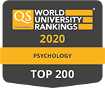QS Rankings by subject, Psychology
