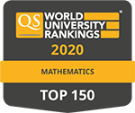 QS Rankings by subject, Mathematics