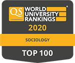 QS Rankings by subject, Sociology