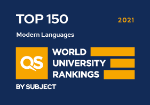 QS Rankings by subject, Modern Languages