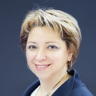 Юлия Горбунова, профессор РАН, член-корреспондент РАН, главный научный сотрудник ИОНХ РАН и ИФХЭ РАН